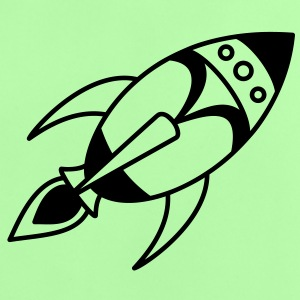 Retro Rocket T-Shirts - Baby T-Shirt