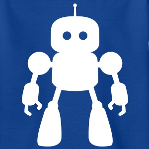 I Robot Skjorter - T-skjorte for barn