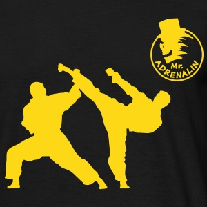 karate_1 T-shirts - Mannen T-shirt