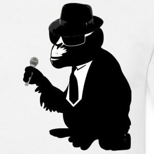 blues brothers monkey T-Shirts - Männer T-Shirt