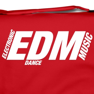 ELECTRO,DUBSTEP,EDM,MUSIC,DANCE,ELECTRONIC,MINIMAL - Shoulder Bag