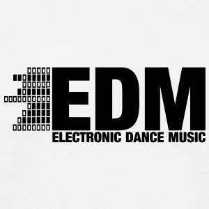 ELECTRO,DUBSTEP,EDM,MUSIC,DANCE,ELECTRONIC,MINIMAL - Men's T-Shirt