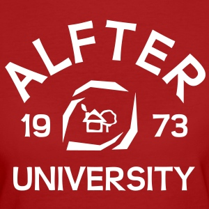 Alfter University T-Shirts - Frauen Bio-T-Shirt