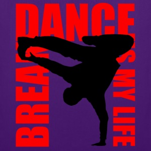 break dance is my life Sacs - Tote Bag