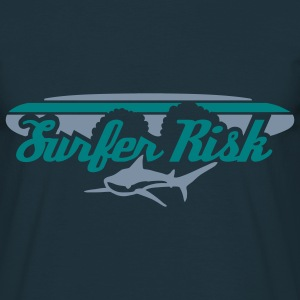 surfer_risk Tee shirts - T-shirt Homme