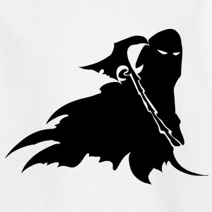 Death is here ! Shirts - Kids' T-Shirt