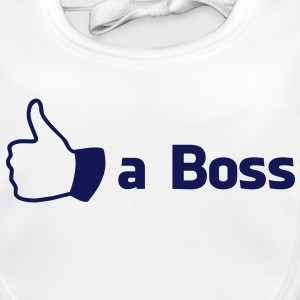 Like a Boss Accessories - Baby Organic Bib