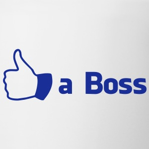 Like a Boss Bottles & Mugs - Mug