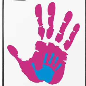 Baby Hand in Hand Andet - iPhone 4/4s Hard Case