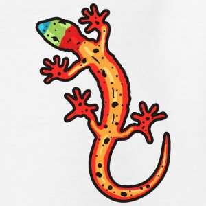 gecko  Shirts - Teenage T-shirt