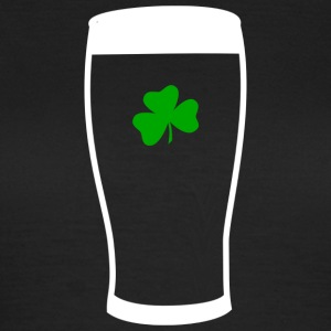 irish beer T-Shirts - Frauen T-Shirt