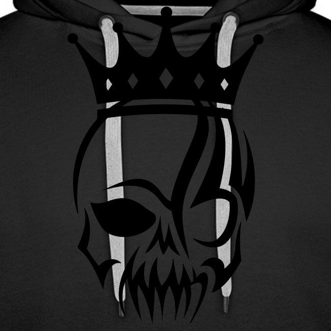 Royal Skull Hoodie