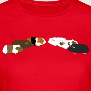 six guinea pigs 2 T-Shirts - Women's T-Shirt