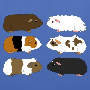 six guinea pigs 1 Bags  - Tote Bag