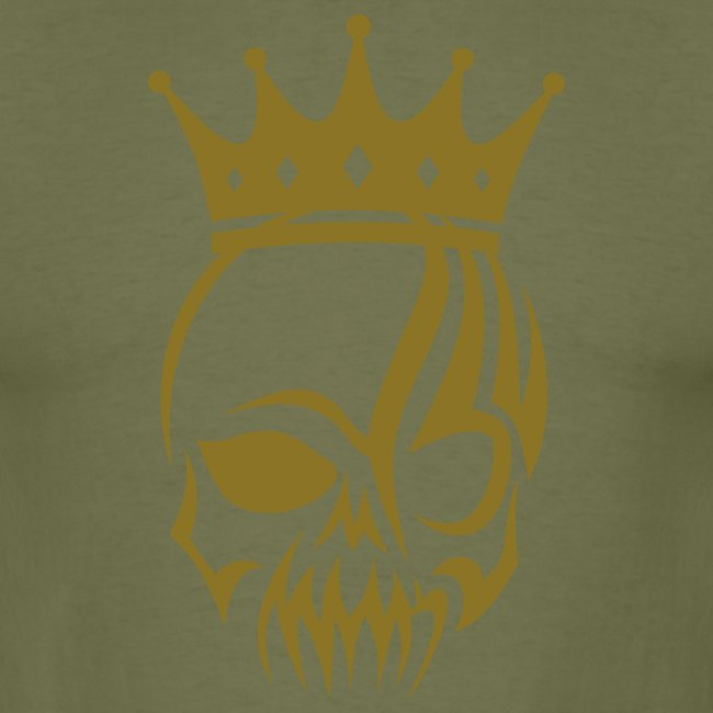 Royal Skull T-Shirt