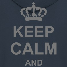 keep_calm_and_g1 Hoodies & Sweatshirts