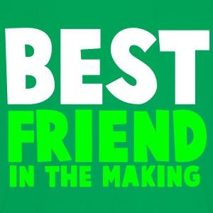 BEST FRIEND in the MAKING T-Shirts - Women's Ringer T-Shirt