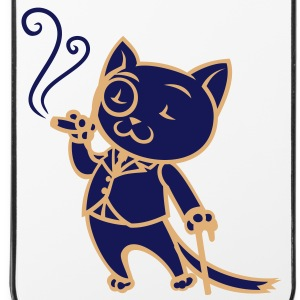 Sir Cat Other - iPhone 4/4s Hard Case