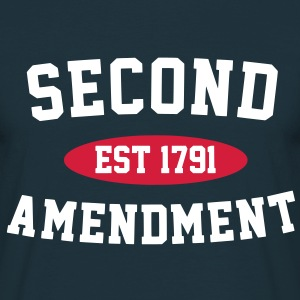 Second Amendment T-Shirts - Männer T-Shirt