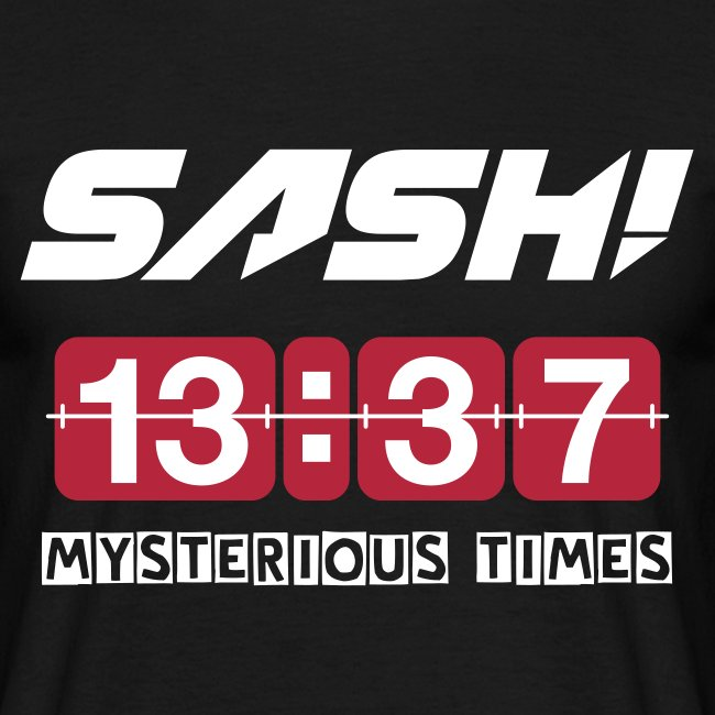 SASH! - MYSTERIOUS TIMES (NEW)