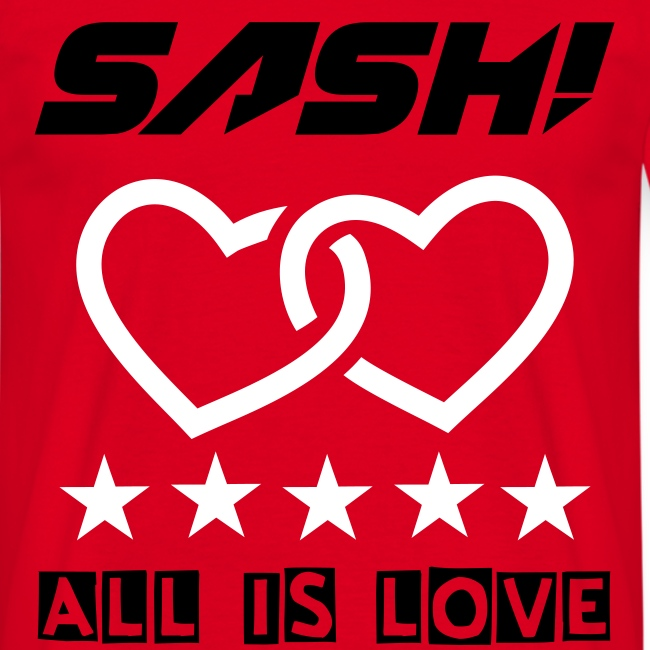 SASH! - ALL IS LOVE (NEW)