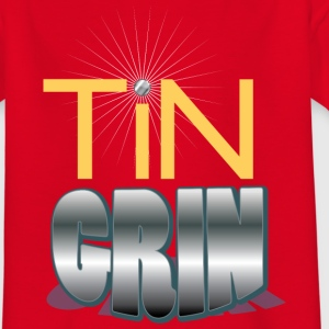 Tin Grin - Kids' T-Shirt