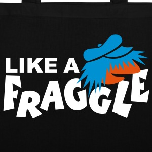 LIKE A FRAGGLE | Stofftasche - Stoffbeutel