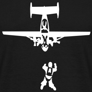 skydiving_9 Tee shirts - T-shirt Homme