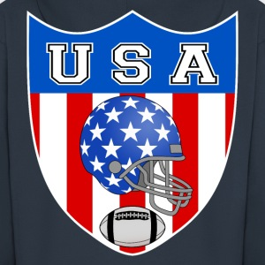 football américain Hoodies & Sweatshirts - Men's Premium Hooded Jacket
