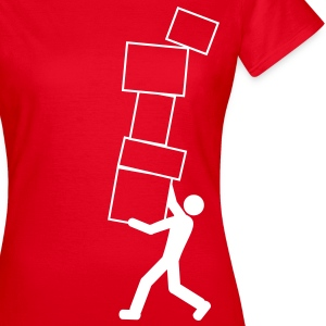 removal T-shirts - Vrouwen T-shirt