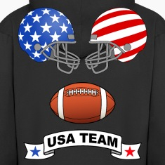 football americain 2 Hoodies & Sweatshirts
