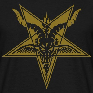 Pentagram__V018 T-Shirts - Men's T-Shirt