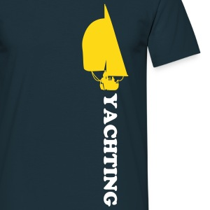 yacht T-Shirts - Men's T-Shirt