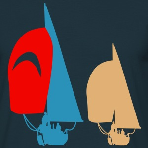 yachting T-Shirts - Men's T-Shirt
