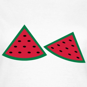 Melone T-Shirts - Frauen T-Shirt