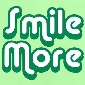 Smile More 2 Shirts - Baby T-Shirt