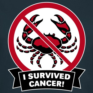 I survived cancer! (3C) T-Shirt - Frauen T-Shirt