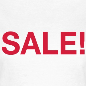 SALE! T-Shirts - Frauen T-Shirt