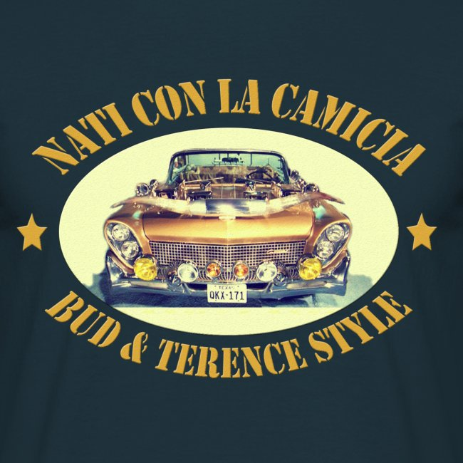 Nati con la camicia - Bud & Terence Style Collection