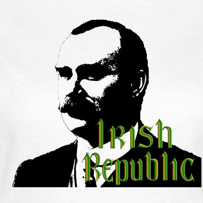 James Connolly Irish Republic