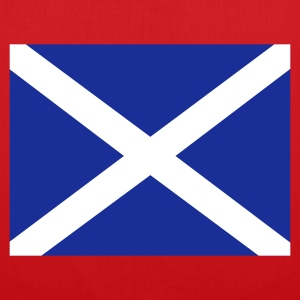 Red Scottish Flag Bags  - Tote Bag