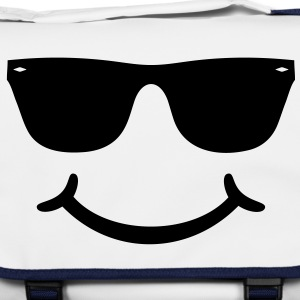 Emoticon con occhiali da sole