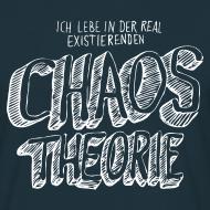 Motiv ~ Chaostheorie (weiss)