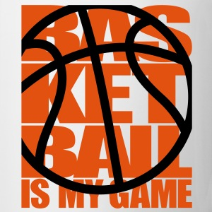 Basketball is my Game - Ball Player Game Dunking Flasker og krus - Kop/krus