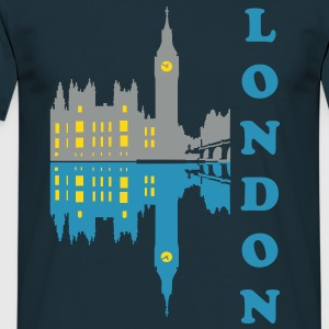 big_ben_1 T-Shirts - Men's T-Shirt