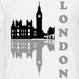 London Big Ben T-Shirts - Männer T-Shirt