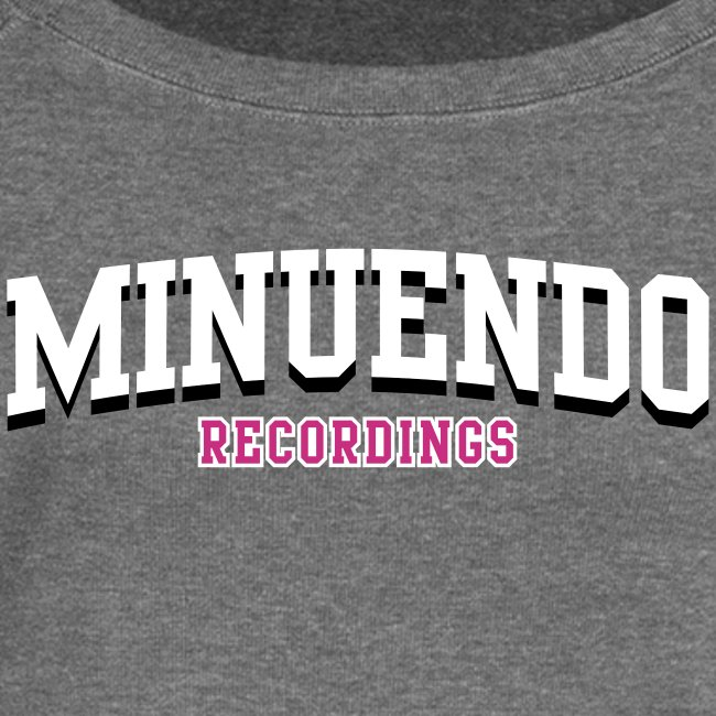 Minuendo Old School Woman. sweatshirts without hood