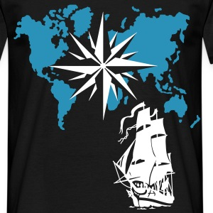 world T-Shirts - Männer T-Shirt