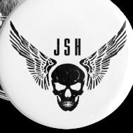 Design ~ JSH Button Set M Logo #3-b