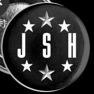 Design ~ JSH Button Set M Logo #1-w